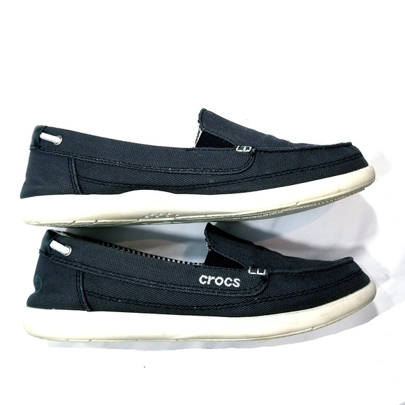 6c34d873f7 CROCS Shoes - Crocs Brand Boat Shoes
